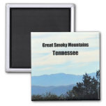 Great Smoky Mountains, Tennessee Refrigerator Magnet