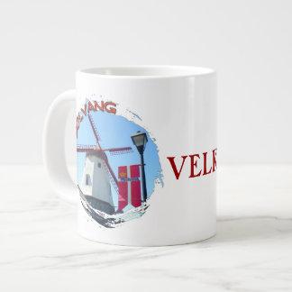 Great Solvang Jumbo Mug! Giant Coffee Mug