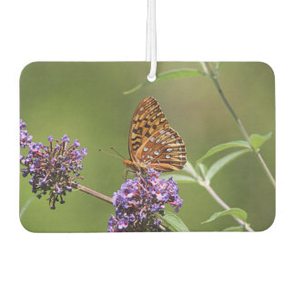 Great spangled fritillary butterfly air freshener