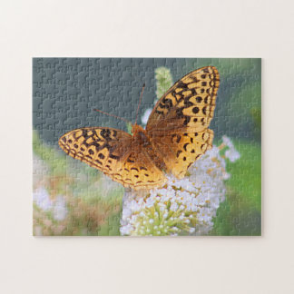 Great spangled fritillary butterfly puzzle