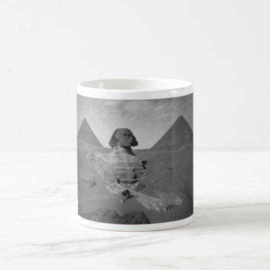 Great Sphinx Of Giza Egypt Coffee Mug