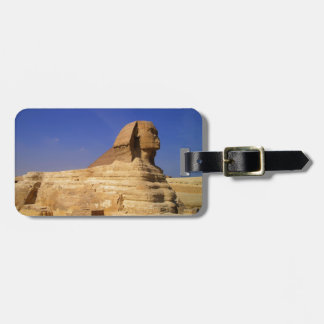 Great Sphinx of Giza, Egypt Luggage Tag