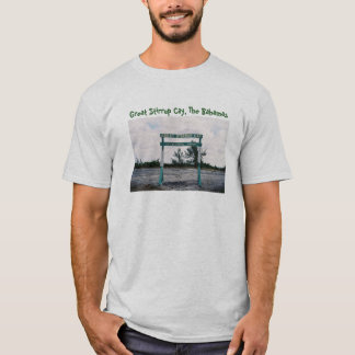 Great Stirrup Cay International Airport T-Shirt