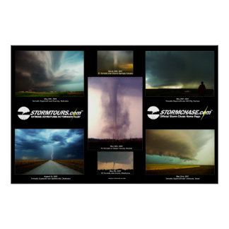 Great Storms of Tornado Alley Poster