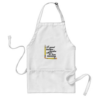 Great Teacher Standard Apron