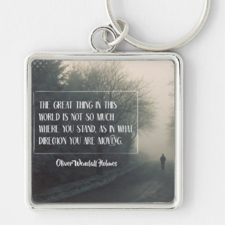 Great Thing In This World Keychain