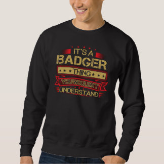 Great To Be BADGER Tshirt
