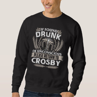 Great To Be CROSBY T-shirt