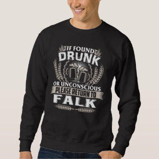 Great To Be FALK T-shirt