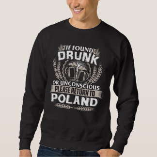 Great To Be POLAND T-shirt