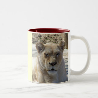 Great To Be Queen! Two-Tone Coffee Mug