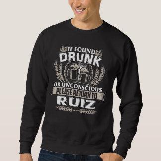 Great To Be RUIZ T-shirt