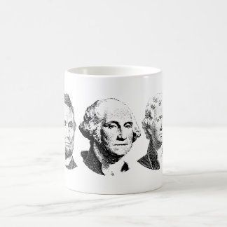Great U.S. Presidents Design Coffee Mug