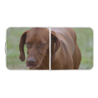 Great Vizsla Dog Pong Table