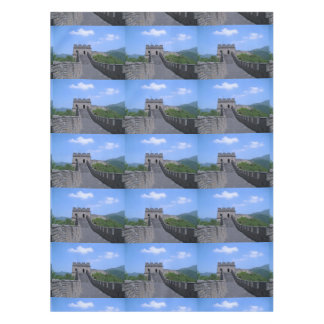 Great Wall in China Tablecloth