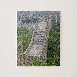 Great Wall, Jinshanling, China Jigsaw Puzzle