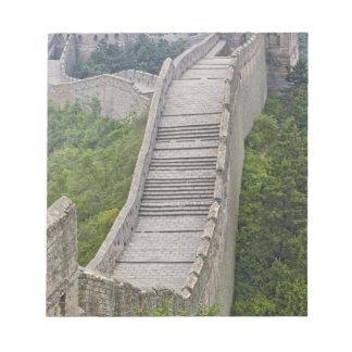 Great Wall, Jinshanling, China Notepads