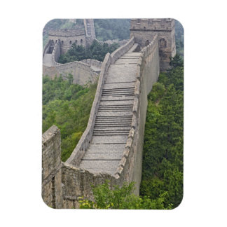 Great Wall Jinshanling China Rectangular Magnets
