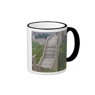 Great Wall, Jinshanling, China Ringer Mug