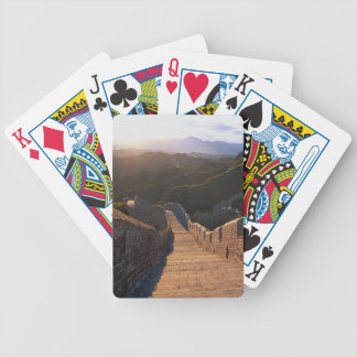 GREAT WALL OF CHINA 2 DECK OF CARDS
