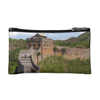 GREAT WALL OF CHINA 3 COSMETIC BAG