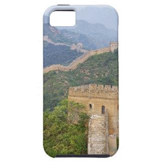 Great Wall of China at Jinshanling, China. 2 iPhone 5 Cases