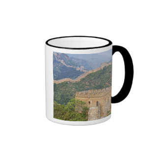 Great Wall of China at Jinshanling, China. 2 Mugs