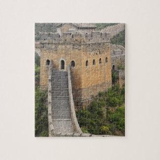 Great Wall of China at Jinshanling, China, Asia 2 Jigsaw Puzzles