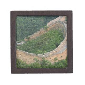 Great Wall of China at Jinshanling, China. Premium Keepsake Box
