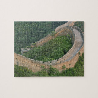 Great Wall of China at Jinshanling, China. Puzzles