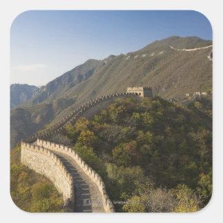 Great Wall of China at Mutianyu 2 Sticker