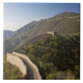 Great Wall of China at Mutianyu 2 Ceramic Tiles
