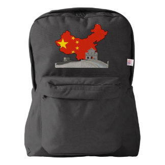 Great wall of China Backpack