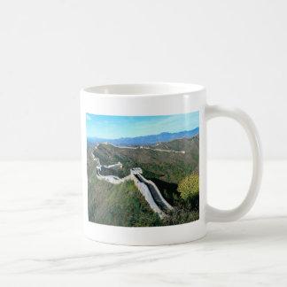 Great Wall Of China Classic White Coffee Mug