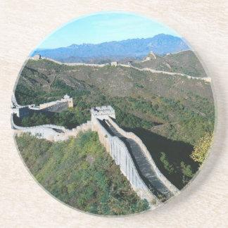 Great Wall Of China Coasters