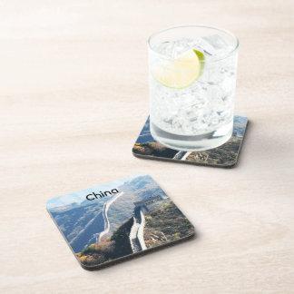 Great Wall of China Drink Coaster