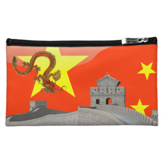 Great Wall of China Cosmetic Bag
