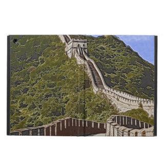 Great wall of China iPad Air Cover