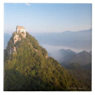 Great Wall of China, JianKou unrestored section. 7 Tiles