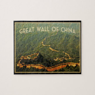 Great Wall Of China Jigsaw Puzzles