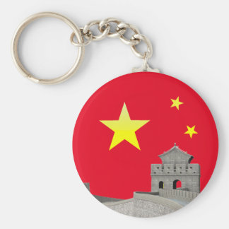 Great Wall of China Keychain