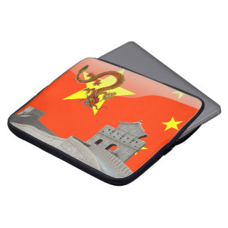 Great Wall of China Laptop Sleeve