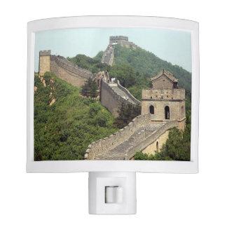 Great Wall of China Night Lights