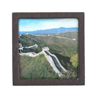 Great Wall Of China Premium Keepsake Boxes
