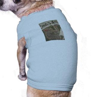 Great wall of china puppy shirt dog tee shirt