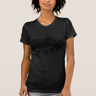 Great Wall of China Sketch T-Shirt