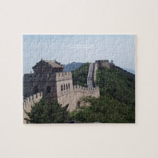 Great wall og China puzzle