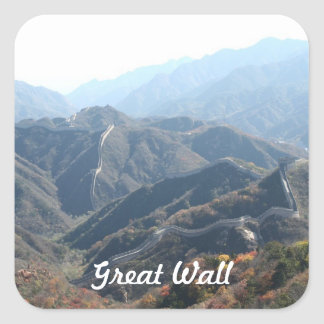 Great Wall Stickers