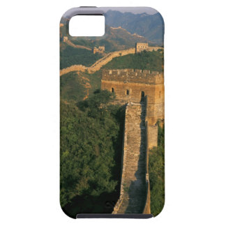 Great Wall winding through the mountain, China iPhone 5 Cover