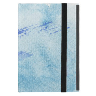 great watercolor background - watercolor paints 4 case for iPad mini